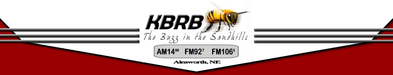 KBRB Radio Ainsworth, NE